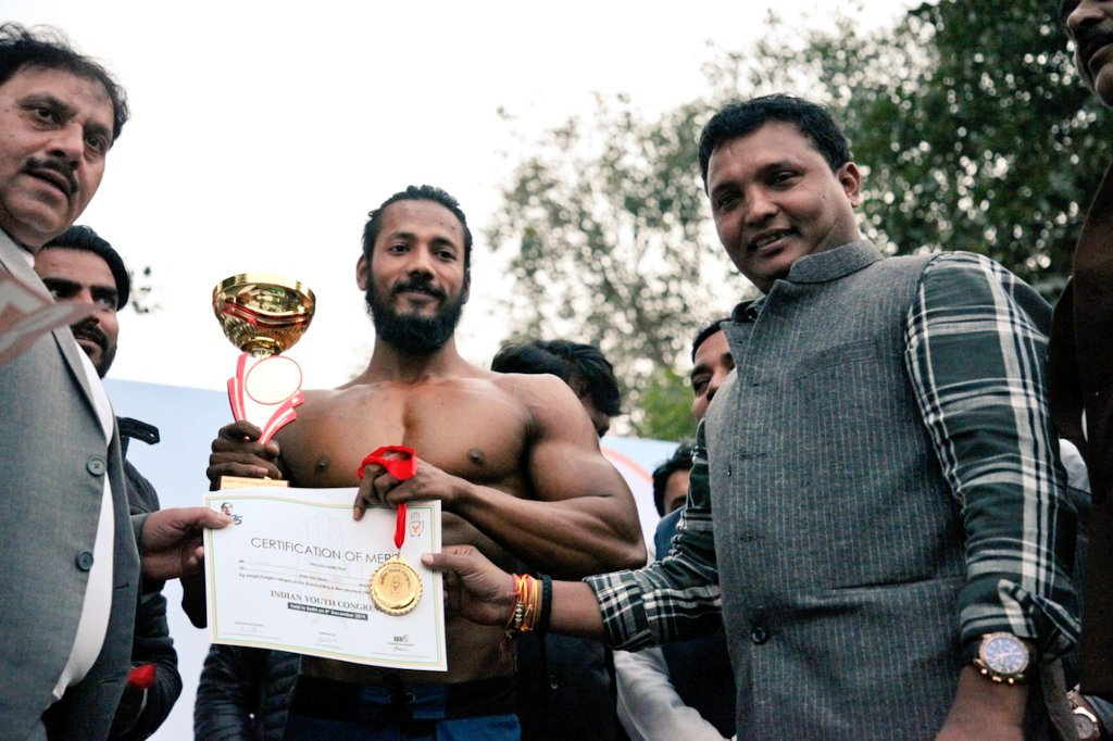 A healthy dose of fitness motivation!  Warmest congratulations to all the winners and participants of the Bodybuilding and Men's Physique Championship organised by IYC.  I wish everyone all the best for the future. <br>http://pic.twitter.com/GVwQ4Hhyuc