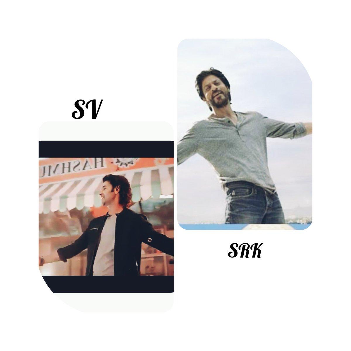 Perfection Begin AND Ends Here @shasha303 🔥 @iamsrk 🔥 #ShashankVyas ⭐ #ShahRukhKhan ⭐