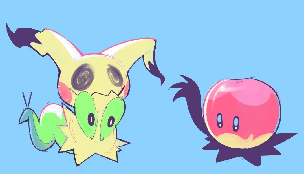 outfit swap #PokemonSwordShield <br>http://pic.twitter.com/Re5dKh8TTM