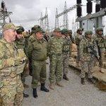 Image for the Tweet beginning: Rus askeri yetkililerle Ayn İsa