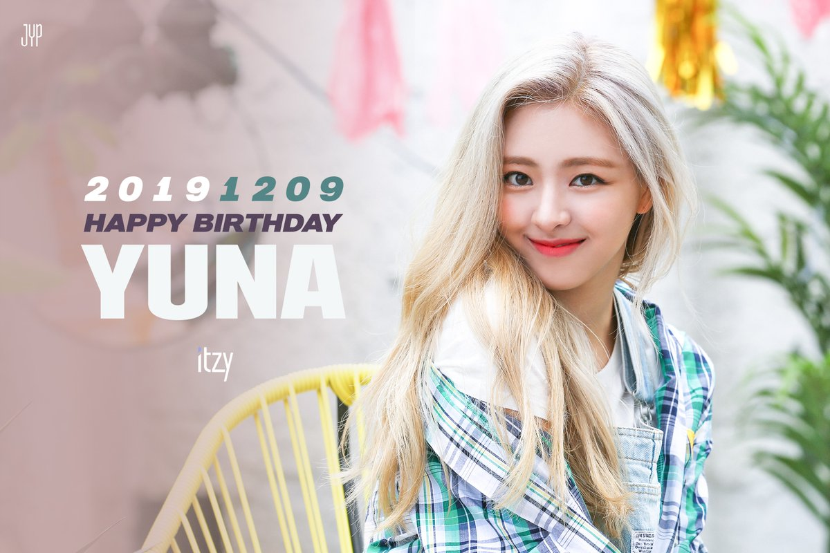 HAPPY BIRTHDAY Yuna #HappyYunaDay