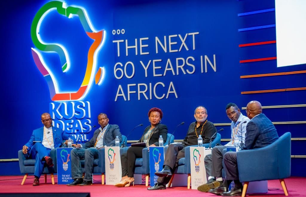 🚨LIVE:  The inaugural Kusi Ideas Festival opens in Kigali.  The two-day event brings together African leaders, policy makers and experts to talk turning Africa's Challenges into opportunities.  Follow live on @RwandaTV  https://t.co/AX5SXGcTQi https://t.co/C8yD3Dyejk