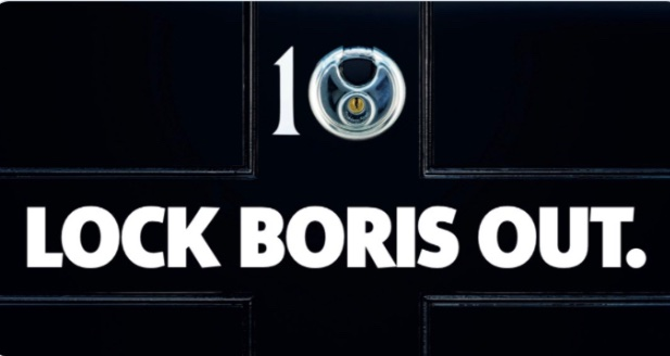 Clear message from @NicolaSturgeon on #Marr: Only the SNP can beat the Tories in Scotland - #VoteSNP on Thursday and lock Boris Johnson out of Government.