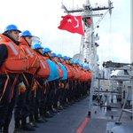 Image for the Tweet beginning: NATO Daimi Deniz Görev Grubu-2'de