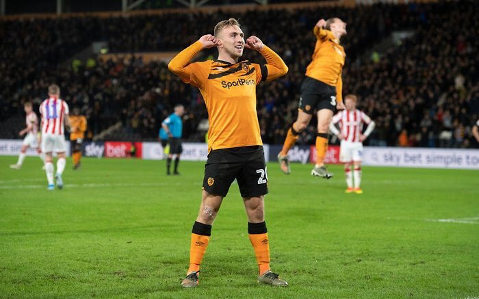 Club goals in 2019 (in all competitions): Jarrod Bowen - 27 Cristiano Ronaldo - 21  #hcafc<br>http://pic.twitter.com/h1q84wE6XT