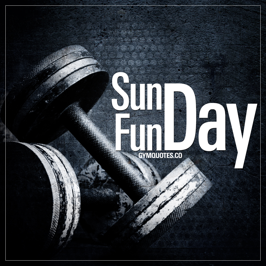 #sundayfunday  who's in the gym and making #gains today?  @Gymquotesco  CHECK OUT:  http://www. gymquotes.co     #sundayworkout #gymquotes #gymmotivation #fitnessmotivation<br>http://pic.twitter.com/URaBan0P1O
