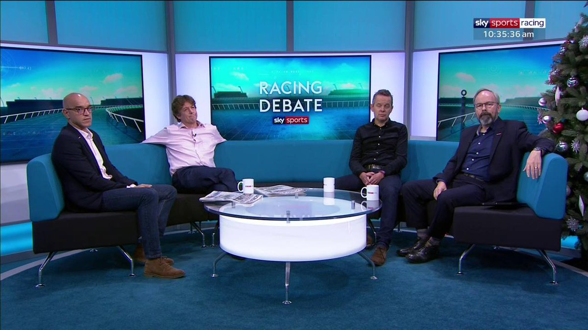 """The perception is that trainers are making fortunes out of apprentices – it's just not the case"" - @RichardFahey comments on the changes to apprentice prize-money earnings from the BHA… #RacingDebate"