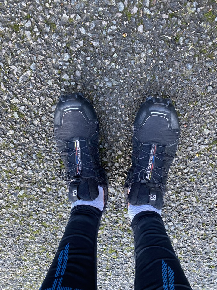 These won't be clean for long!   Trail run Timeb #training #triathlontraining #triathlon #ironmantriathlete #ironmantri #tri #ironman #garmin #trainingday #traininghard #running #marathontraining #trailrunning