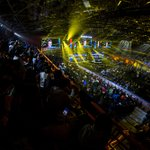 Image for the Tweet beginning: The second day of #IEM