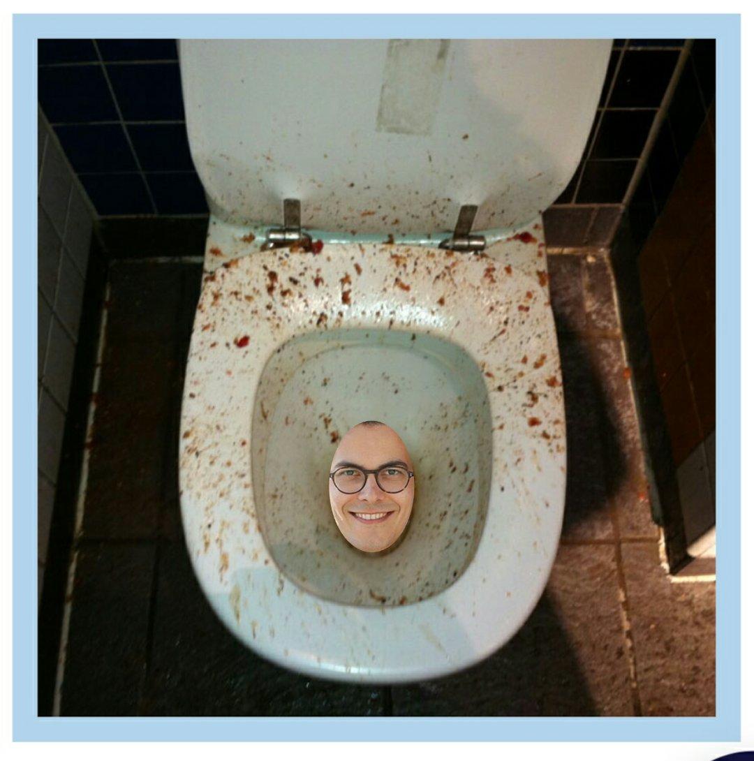 test Twitter Media - Zou Klaas net zo stinken naar poep als deze diarree klodder? https://t.co/UUYMG7WIGU