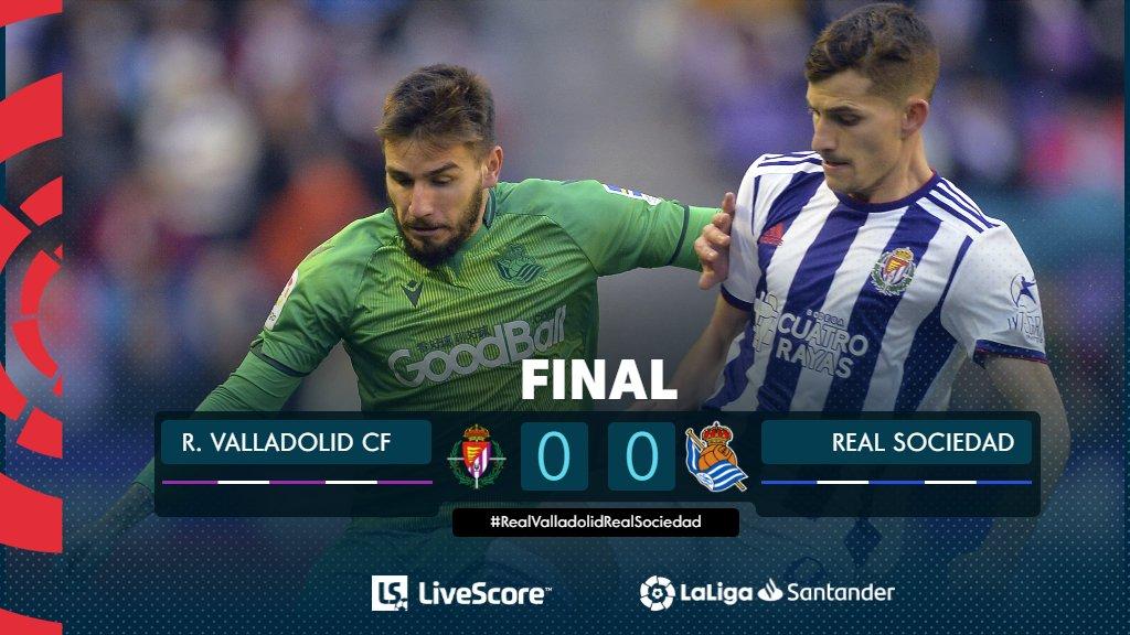 Valladolid-Real Sociedad