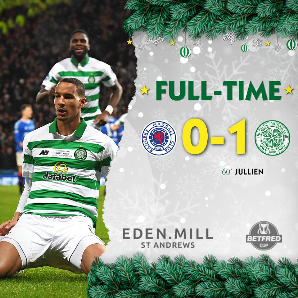 Celtic Coupe de la Ligue