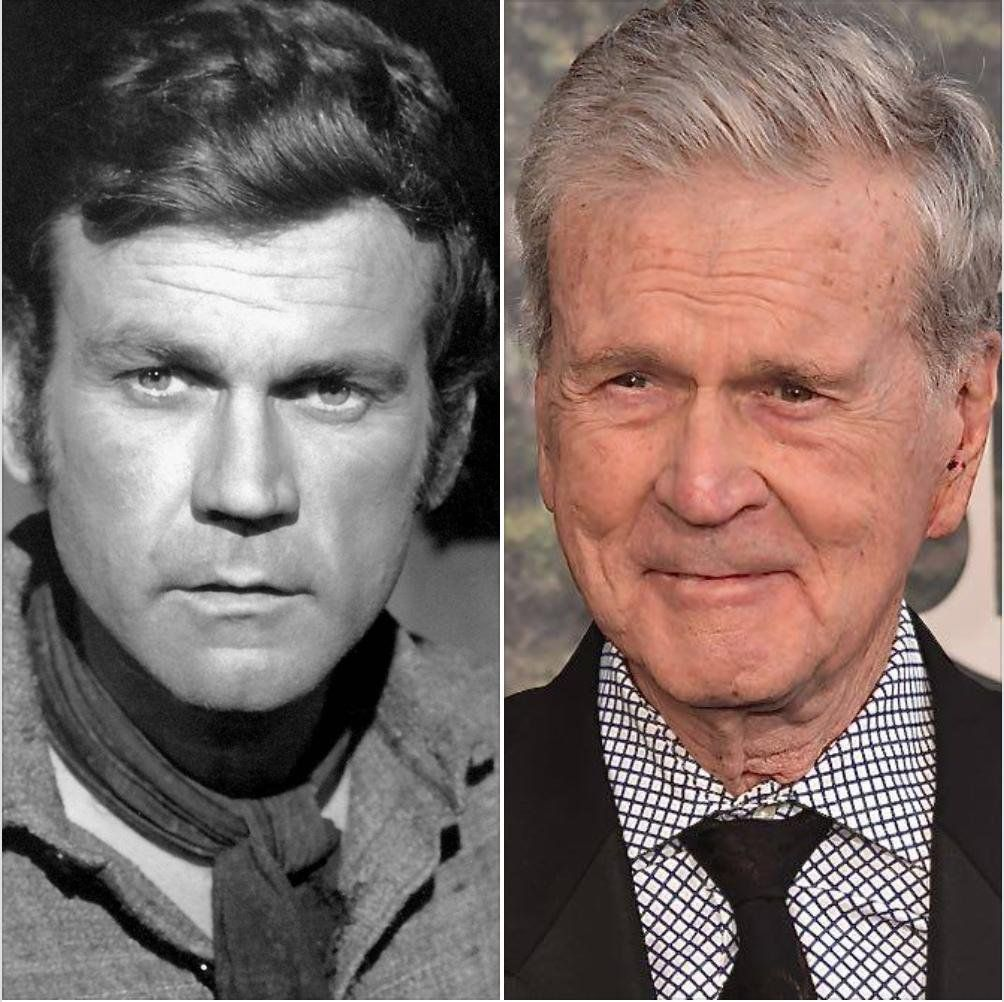 Oscar nominee #DonMurray has been a familiar face for 65 years — and he's still acting at age 90 (recently on #TwinPeaks).   See him on HOW THE WEST WAS WON —12:30p ET @getTV!   What have you seen him in?