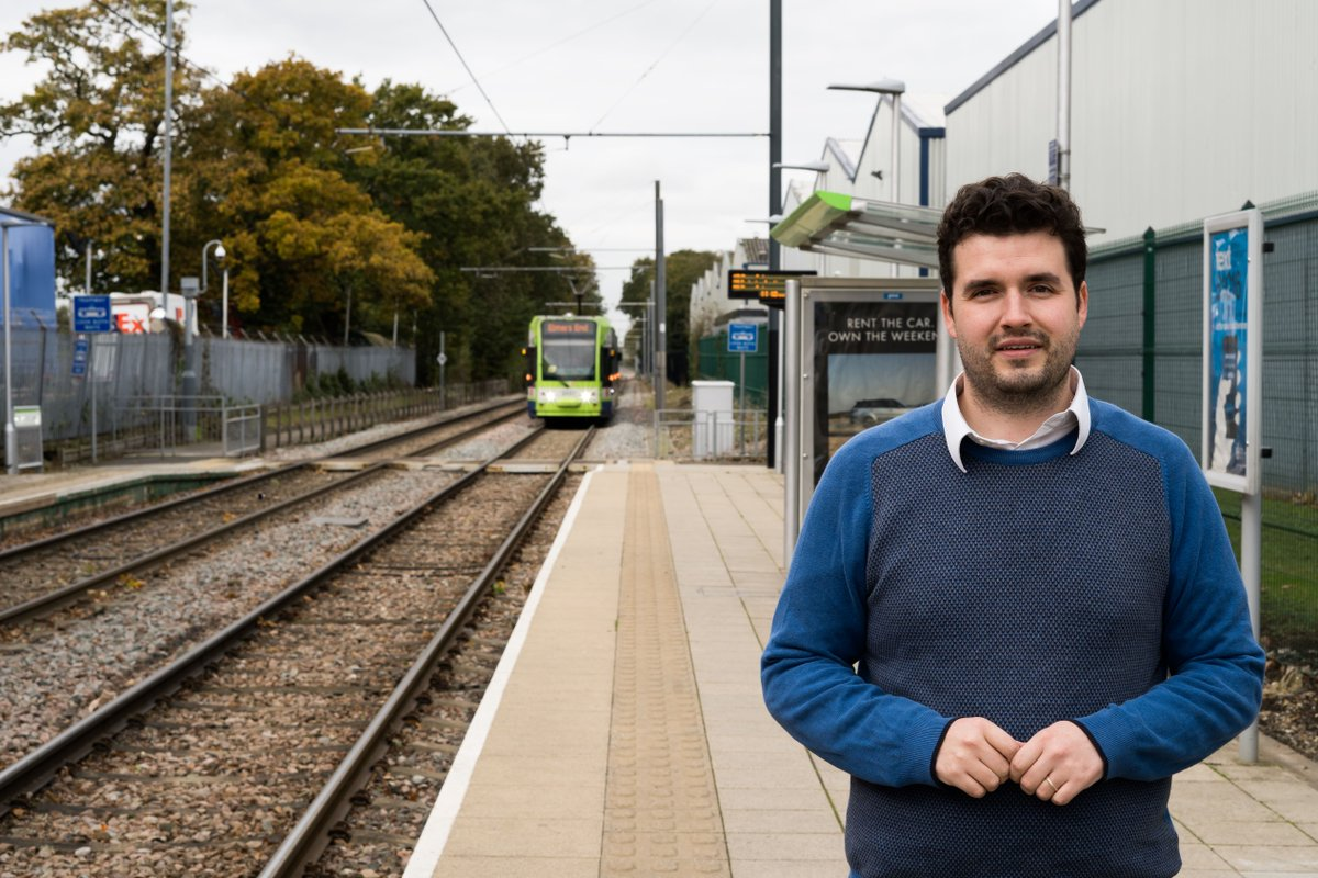 This year the consultation FINALLY began on extending the @TramsLondon to #Sutton, but this is only one improvement to our local transport links that we need. I believe extending the @LDNOverground via #Wallington and #Carshalton Beeches would also help better connect our area.