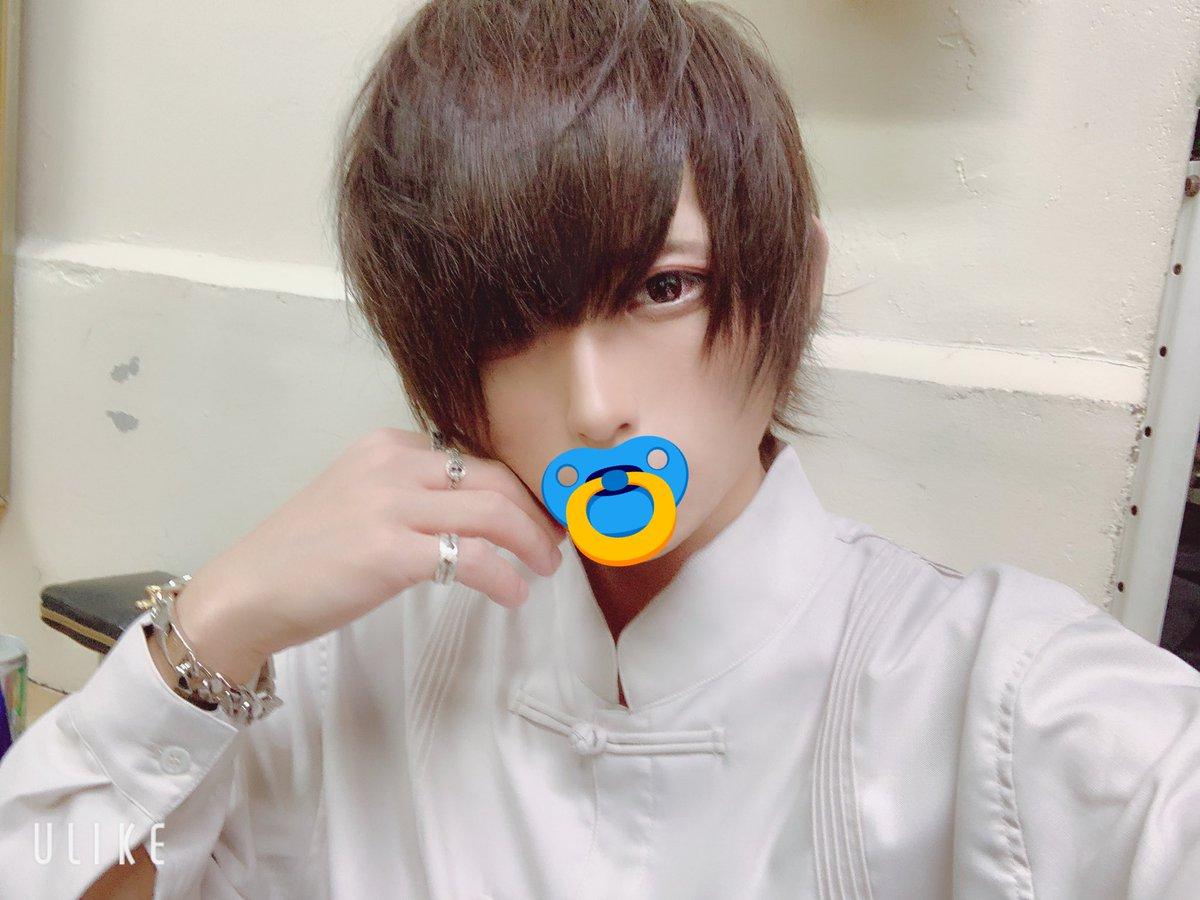 えぬかん大阪❕ありがとうございました❕衣装は白黒チャイナ服でした❕🍼