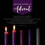 Image for the Tweet beginning: The Second Sunday of Advent