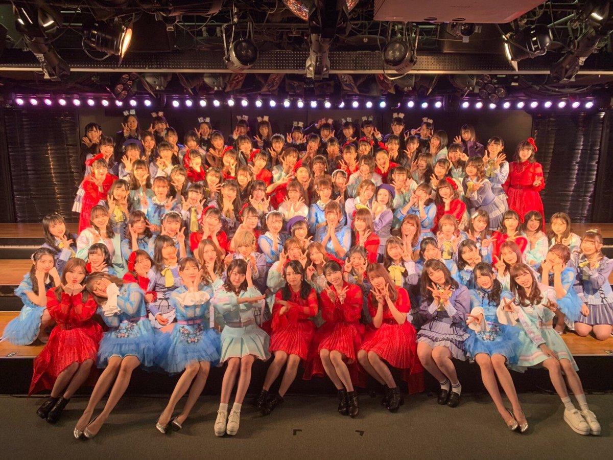 AKB48、14周年‼︎いつも応援ありがとうございます🙇♀️これからも大切にしていきたいです…😌#AKB48#AKB48劇場14周年特別記念公演