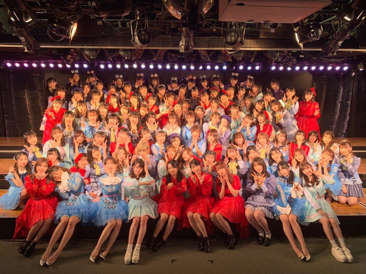 #AKB48劇場14周年特別記念公演 14年目もメンバーとしてステージに立って14周年を迎えられて本当に嬉しく思います。ここまで繋げてくださった先輩方やスタッフさん。そして、いつも応援してくださるファンの皆さんのおかげです💓15年目は私ももっとAKB48の力になれるように頑張りたいと思います!
