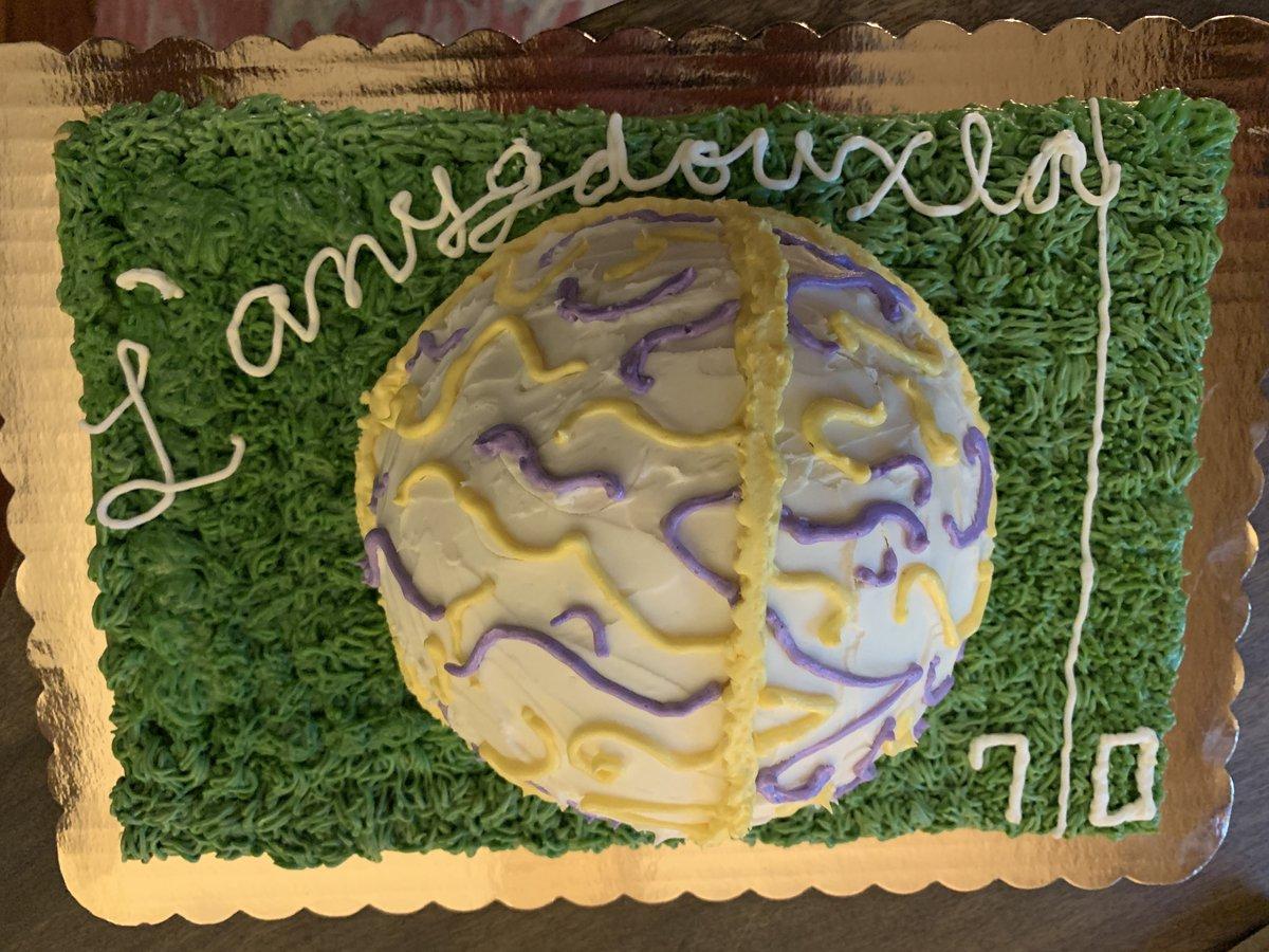 Pleasing Joseph E Ledoux On Twitter What A Fitting Birthday Cake For Personalised Birthday Cards Veneteletsinfo