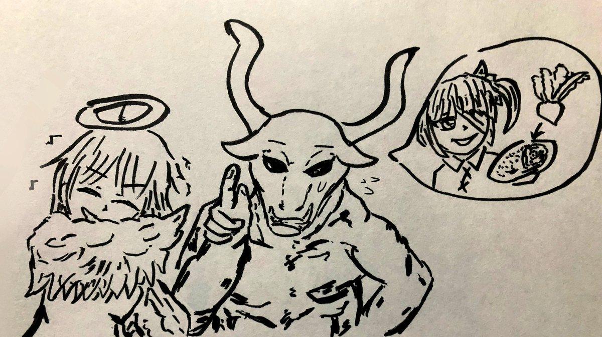 ねむいネギさん(@KattyanLP)の「マスハピで学ぶ株式取引」のファンアートですマスハピで学ぶ株式取引 第一話「株式って何?」 | KattyaN=ねむい=ネギ #pixiv #ざくアクアート