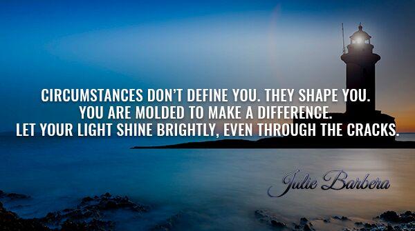 💛#ShineOn friends! Let your light shine brightly, even through the cracks-#JulieBarbera #SuccessTRAIN #ThinkBIGSundayWithMarsha @BabyGo2014 @PrachiMalik @pkamla1 @BethFratesMD @loveGoldenHeart @roamingpiscean @RoverDov123 @LisaTruthJohns @AmyBarbera @RedMajid @colin_gillett