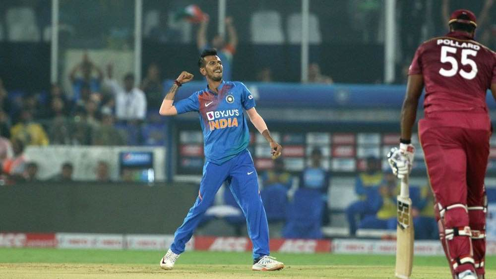 On @My11Circle presents #CricbuzzLIVE, @gauravkapur, @Sdoull and @Joybhattacharj believe #YuzvendraChahal deserves a lot more credit than he is given for his performances in T20Is #INDvsWI #TeamIndia