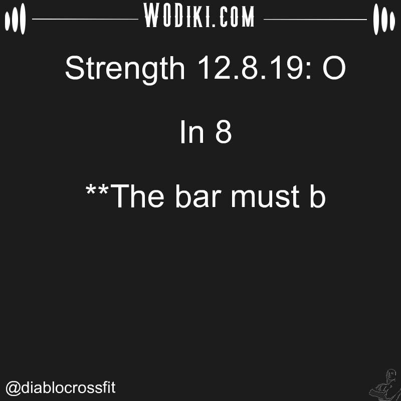 WOD 12.08 by @diablocrossfit  If you want to achieve excellence, you can get there today. As of this second, quit doing less-th... #crossfitaddict #overheadsquat