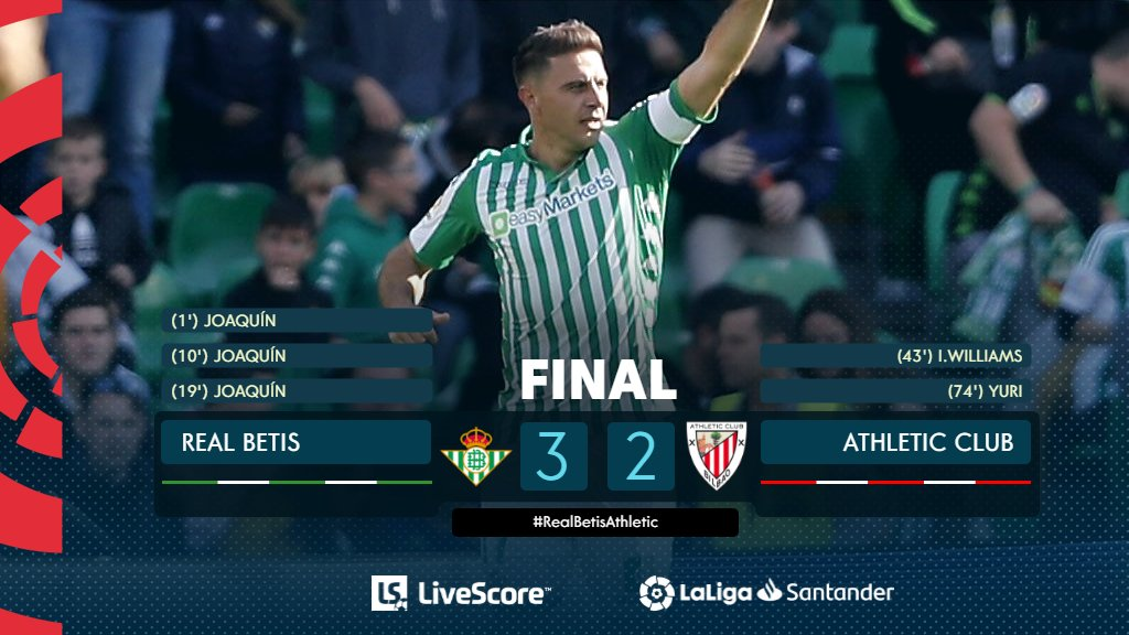 Betis Séville-Athletic Bilbao