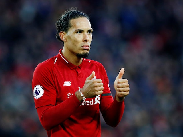 Virgil van Dijk is the One to rule them all.