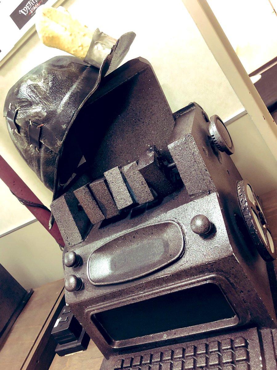 【これで】また、我が人生において背負うべきものができました。「ノートン・キャンベル」という男です。本当に、本当にありがとうございました。#第五舞台#ノートンキャンベル#ノートン・キャンベル#須賀京介#須賀・京介