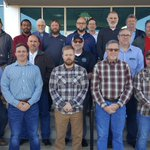 The Foreman Development Series Train-the-Trainer session was held Dec. 3-5. in #Nashville, TN. Nashville Electrical (@tnejatc) hosted this event where 17 attendees became certified trainers. #WeAreNECA