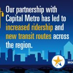 Image for the Tweet beginning: ctxmobility: DYK? Bus ridership on