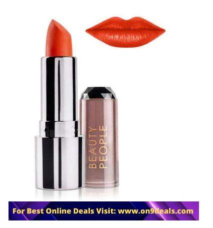 Lipsticks Upto 65% Discount Starting From Rs.79 + Extra 5% Discount + Free Shipping