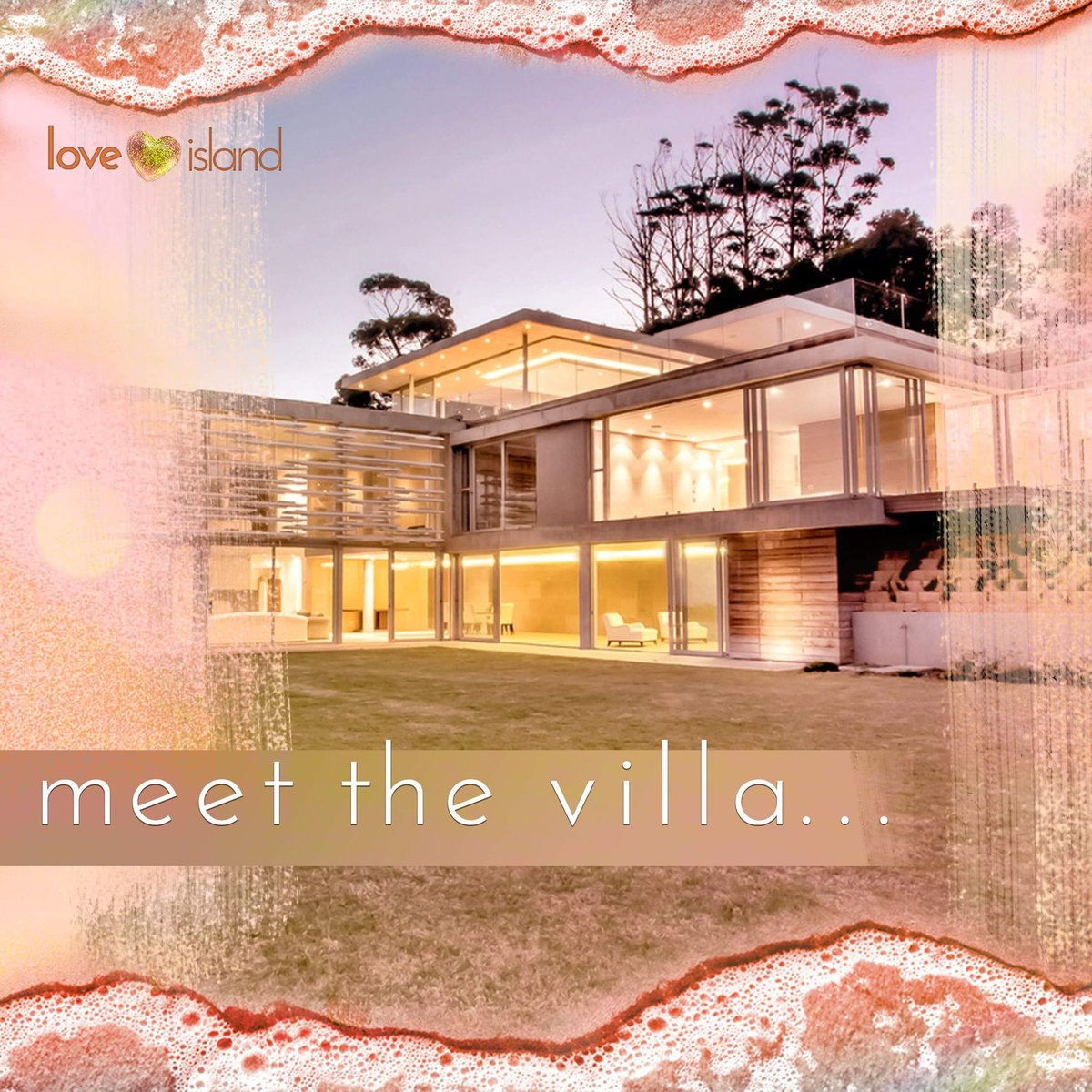 Here's your FIRST exclusive look at the Love Island Villa and how gorgeous does it look   Just 5 WEEKS TO GO until our new HOT singletons move in, swapping the British winter for the scorching South African Summer  #loveisland #loveislanduk #loveislandnews<br>http://pic.twitter.com/NerSAcrc42