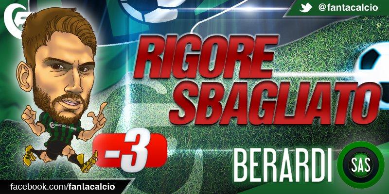#Berardi