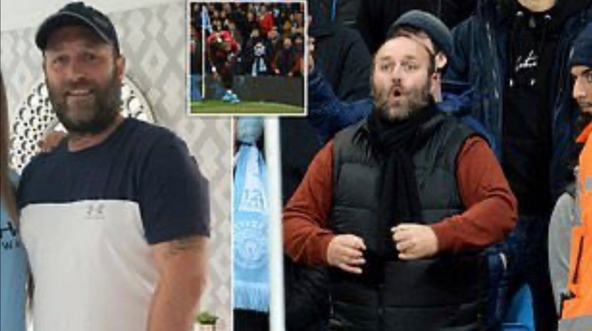 So this lad is reportedly an army veteran? What a disgrace he is to the country he served. In the last three years racism has exploded in the UK. It's always been present but so many racists now feel empowered and emboldened. We will keep fighting this. #MCIMUN #MUFC<br>http://pic.twitter.com/gm6sCZUUOa