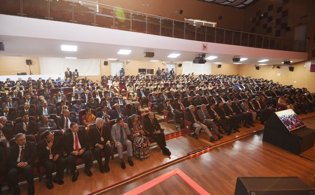 Our Government is leaving no stone unturned to develop the Northeast. In this context, urged top police officials from the Northeast to keep playing an effective role that furthers the transformation of the entire region.