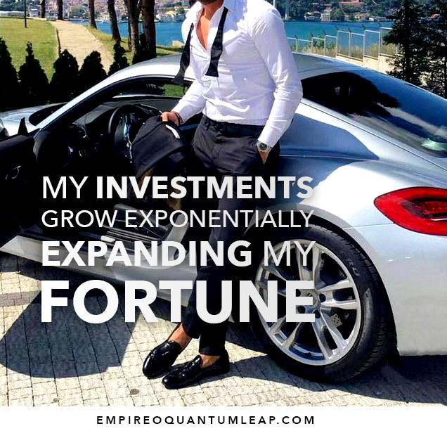 """My INVESTMENTS grow exponentially EXPANDING my FORTUNA.  📊💱+💰💵  """"QUANTUM LEAP TO MILLIONAIRE""""🧠💎 ▶️ I want to know more about the program https://t.co/zfXarp0sbB https://t.co/AzIC9XBWnR"""