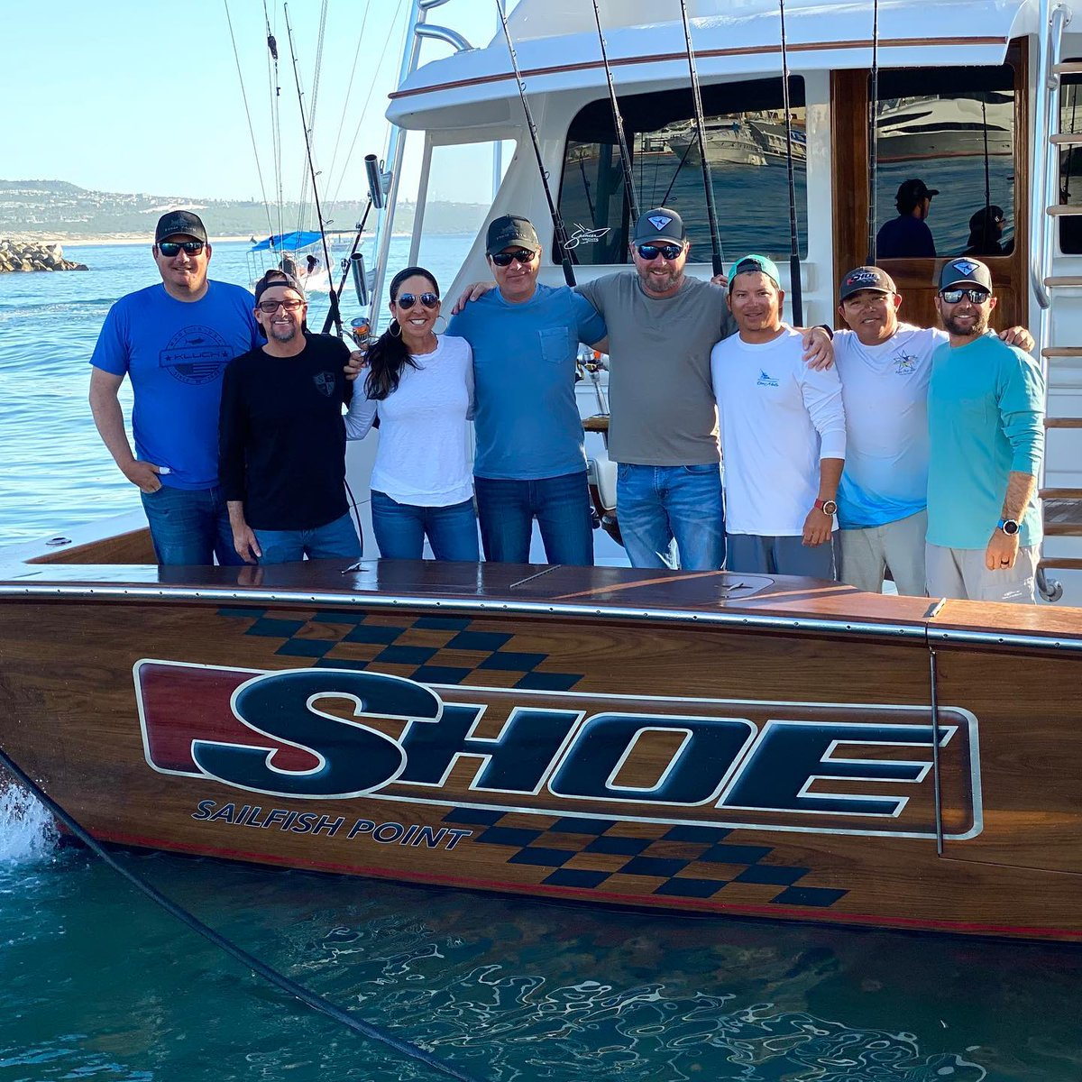 Mag Bay, MX - Shoe released 467 Striped Marlin over 5-Days.