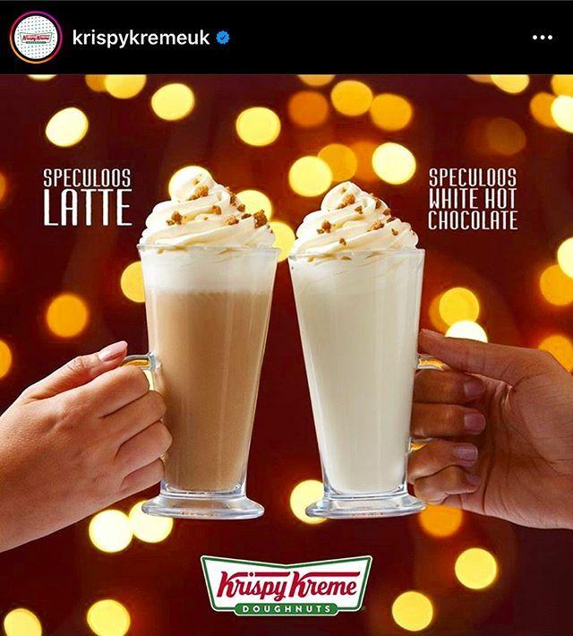 Speculoos Lattes @krispykremeuk 🍪 . . . #coffee #latte #speculoos #tasty #delicious #salty #fitness #cheatday #food #foodie #foodgasm #foodporn #foodblog #foodblogger #like4like #likeforlike #instagood #sugar #keto #sw #ww #love #me #style #photoofth…