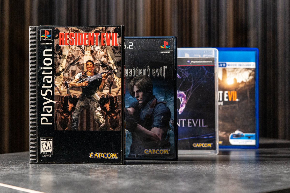 test Twitter Media - From Raccoon City to the Baker family house, thanks for all the itchy, tasty memories #25YearsOfPlay https://t.co/JGt7p4OJcN