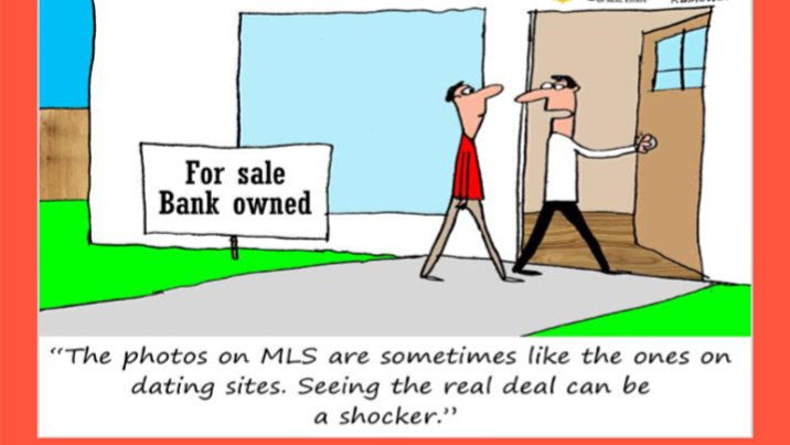 FUNday Sunday: A little Real Estate humor. Please call REALTOR® Sarah Malufau at 575.526.9459 for help buying or listing! #findinghomes #realestatehumor #realestate #fundaysunday #mesillavalleypropertygroup #malufaurealestate #sarahmalufaurealtor #realtorsareprofessionals