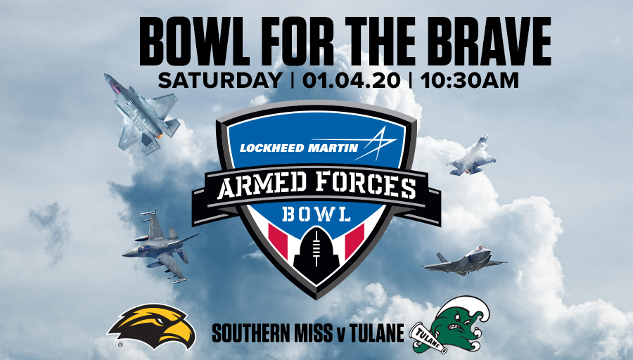 armed forces bowl 2020 location