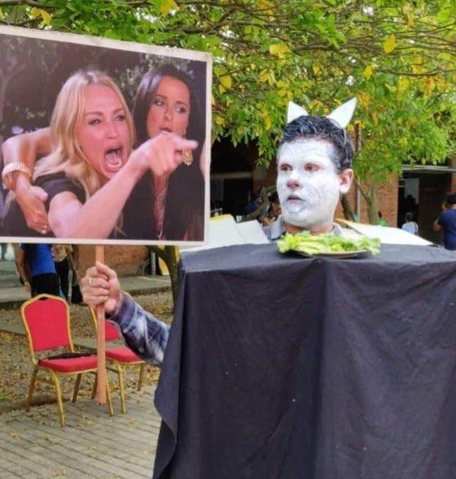 Next years #HalloweenCostume    #smudgethecat #BestCatMeme ever!<br>http://pic.twitter.com/GsGl7fk3xt