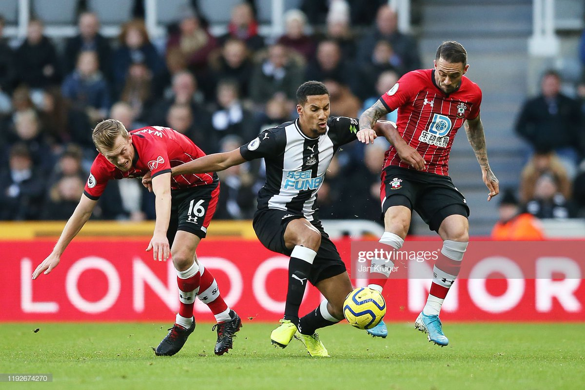 Not a great spectacle and not my best game in a black and white shirt that's for sure, but a huge week with 7 points from 9. Sometimes we have to do what we have to do for the points. Thank you for your support  #NUFC <br>http://pic.twitter.com/DmN7E2LKfF