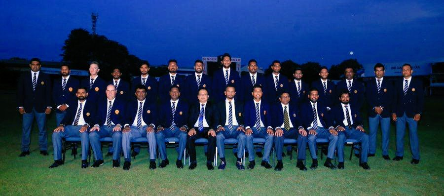 Srilankan team on their way to Islamabad, Pakistan... #PAKvSL #testcricket <br>http://pic.twitter.com/XNLX9NUhEB