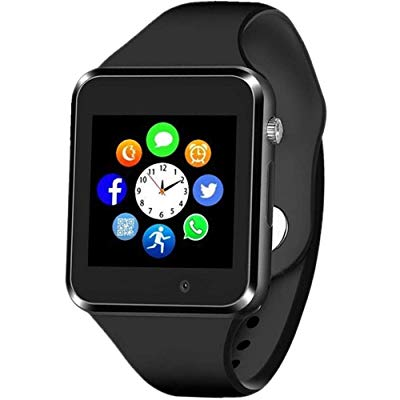Sazooy - Smartwatch Compatible iOS iPhone Android Samsung 12/23-11:59 PM PST Save 56% on select product(s) Code: 56KVM6H7  #ad *https://amzn.to/35RxZ3S  *Affiliate Link #Sazooy #Smartwatch  #SmartwatchPhone #FitnessTracker #SmartWatchCamera #SmartWatchPedometer