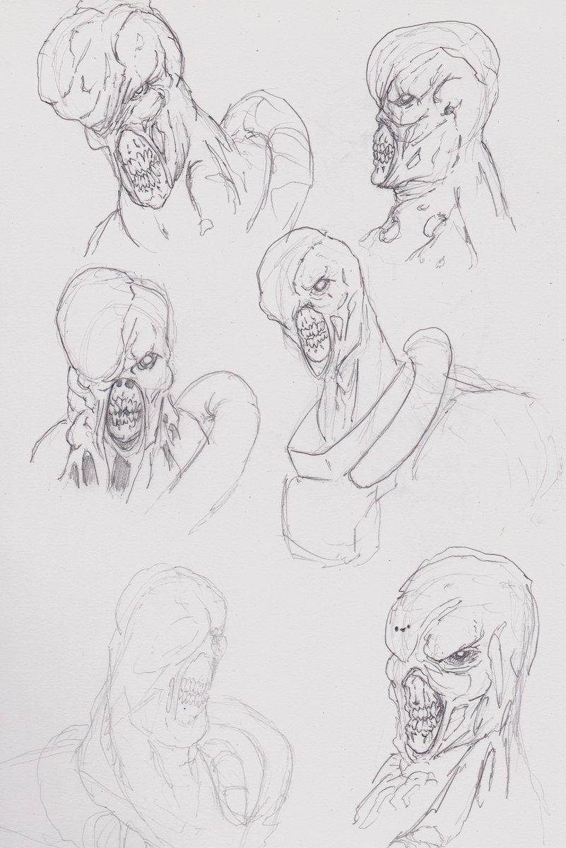 nemesis sketches