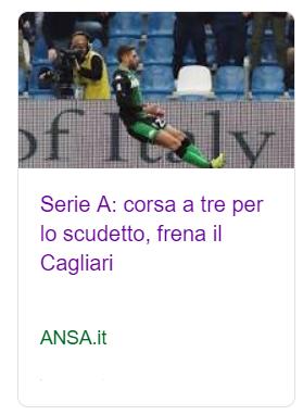 #SassuoloCagliari