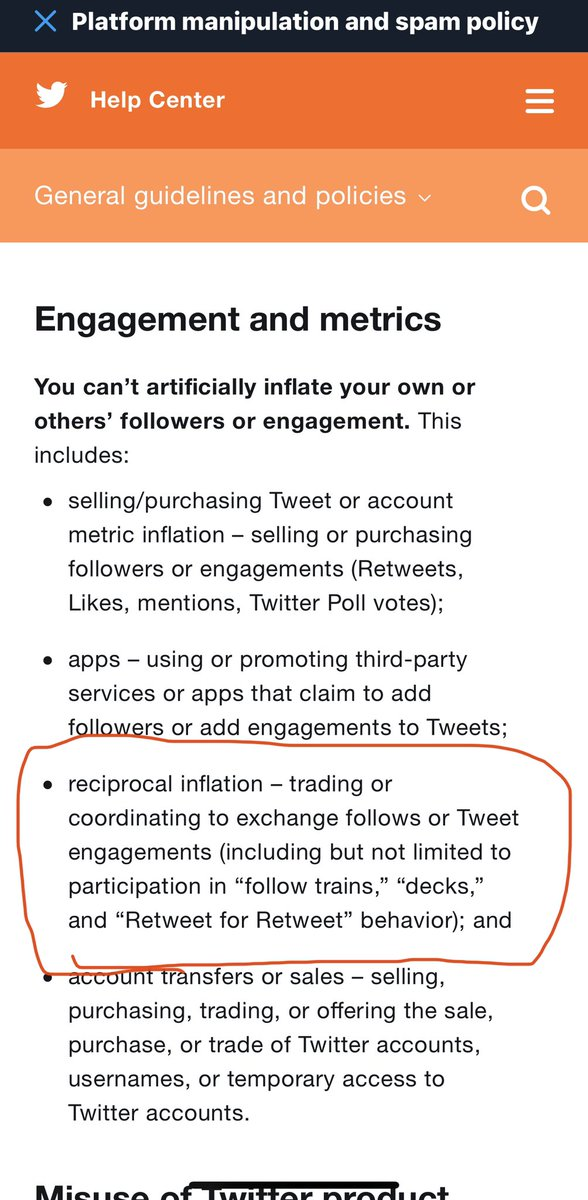 But wait, theres more. This little ditty likely makes us a target for listing and RTing each other reciprocally. The latter of which was the only real remedy for #deboosting. Good times here on this Orwellian machine designed to extract our time, & use our content to sell ads.